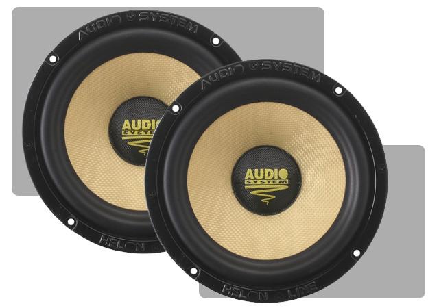 audio system helon chassis 16cm 2ohm kickbass bass ix. Black Bedroom Furniture Sets. Home Design Ideas